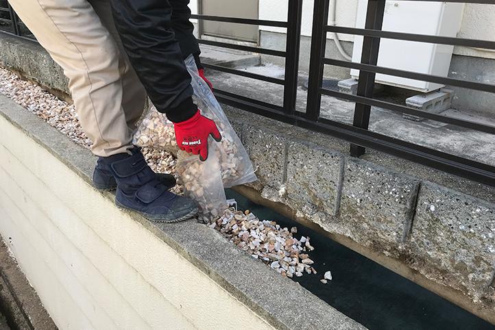 神戸市須磨区 H様邸の施工中の写真11