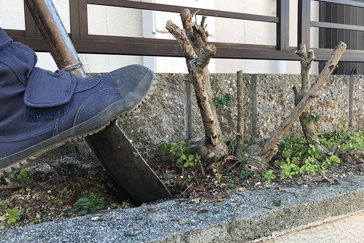 神戸市須磨区 H様邸の施工中の写真2