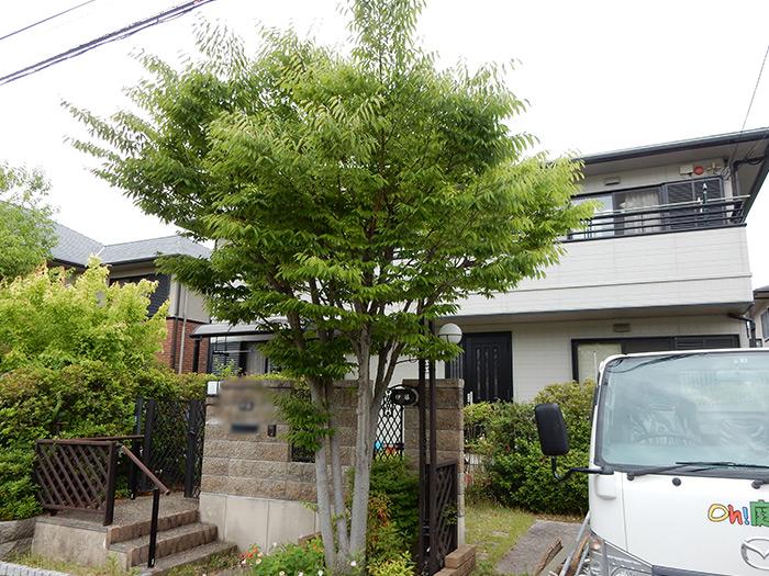 神戸市西区 I様邸 のビフォー画像2