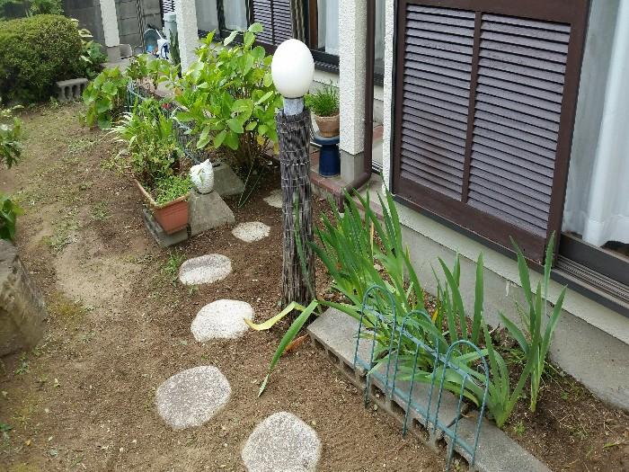 神戸市垂水区T様邸 お庭のお手入れ のアフター画像3