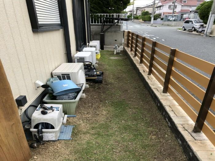 神戸市西区N様邸 除草作業 のアフター画像3