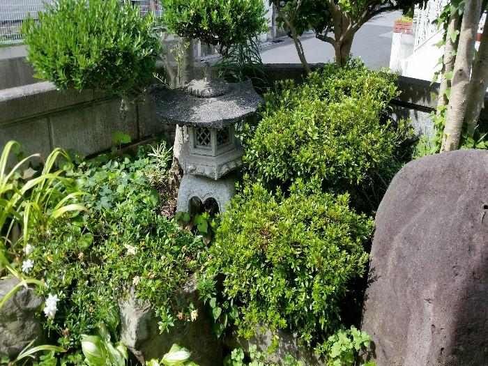 神戸市須磨区K様邸 お庭のお手入れ のビフォー画像2