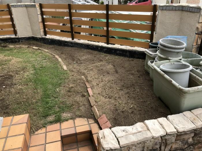神戸市西区N様邸 除草作業 のアフター画像1