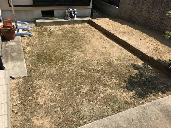 神戸市西区K様邸 草刈作業 のアフター画像2