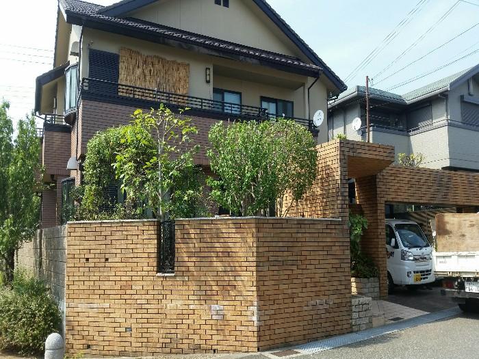 神戸市西区 N様邸お庭のお手入れ のアフター画像1