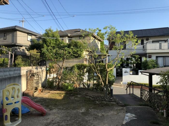 神戸市北区K様邸お庭のお手入れ のアフター画像2